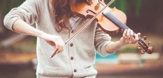 Studierea unui instrument, beneficii uriase pentru sanatate