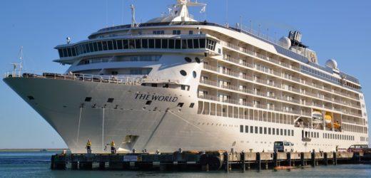 Iahturile rezidentiale – O a doua casa pe o nava de croaziera