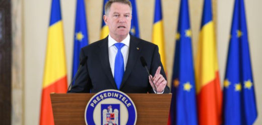 Iohannis: O prezenta mare la vot inseamna o Romanie fara PSD