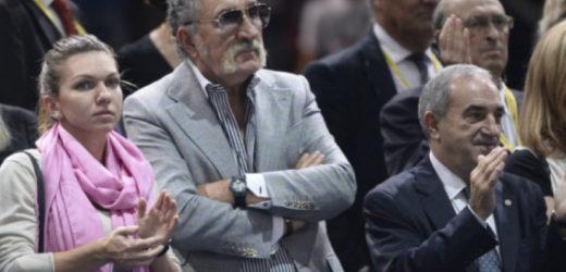 Simona Halep in conflict cu Ion Tiriac?