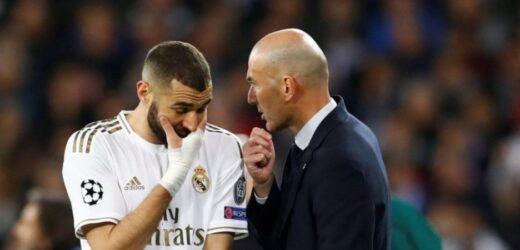 Zidane, Benzema, Messi si Courtois recompensati pentru sezonul 2019-2020