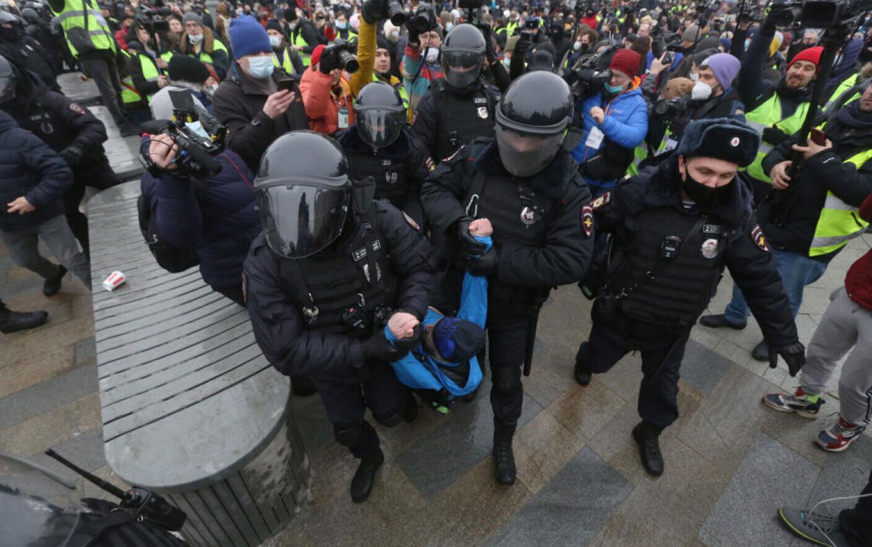 Rusia: mobilizarea pro-Navalny poate zdruncina puterea lui Putin?